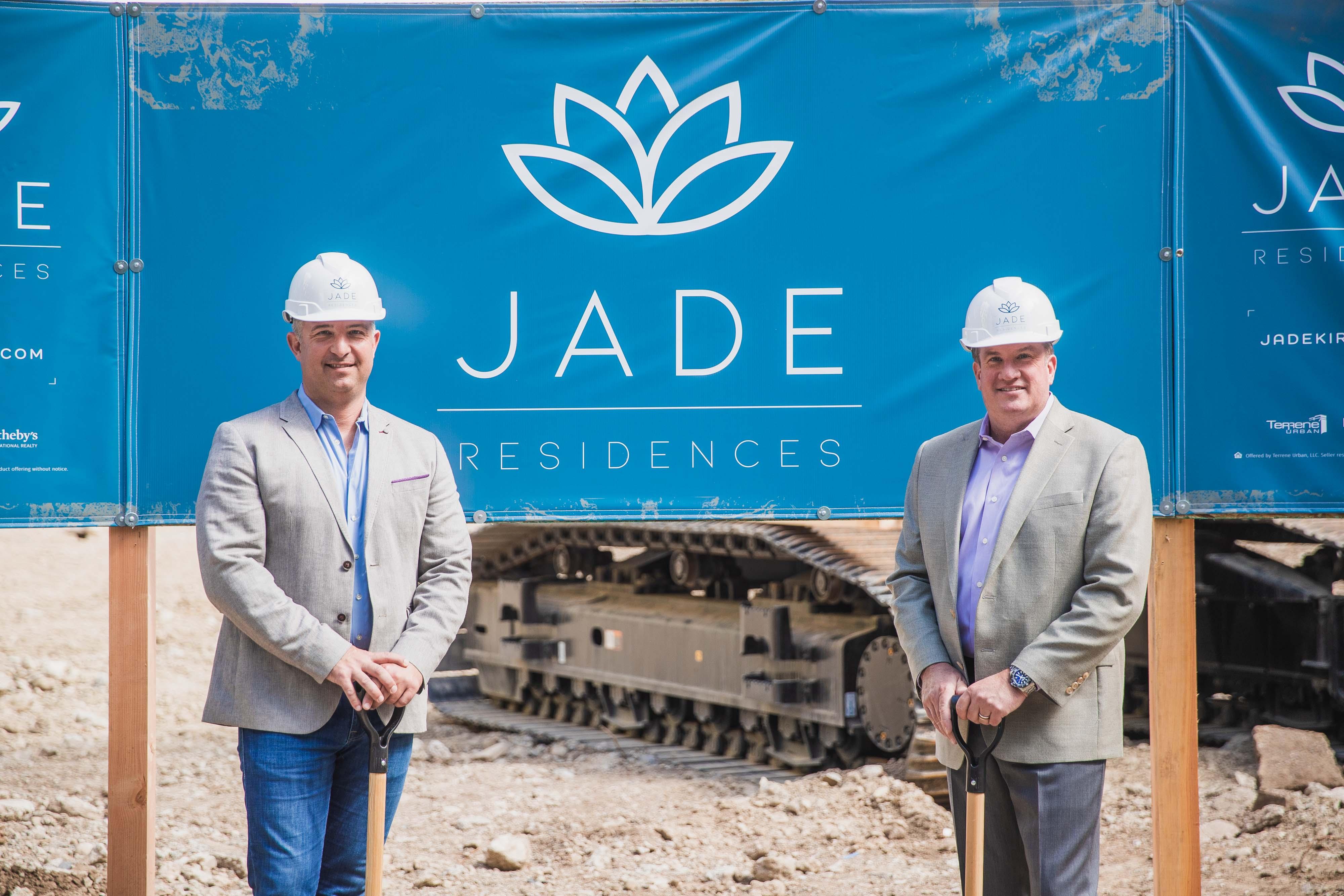 Terrene Urban and Partners Celebrate Kirkland Groundbreaking for JADE Residences | Jade Residences 9