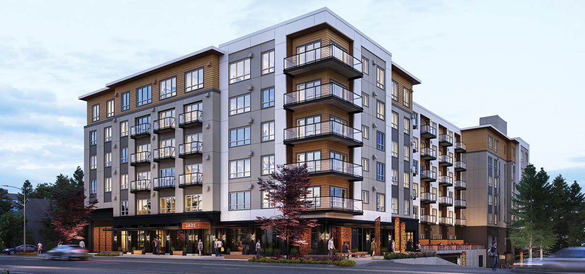 Jade Residences | Kirkland WA Condos | The Building image 2