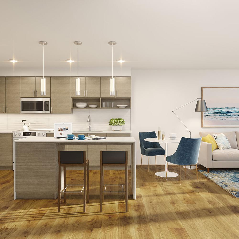 Jade Residences | Kirkland WA Condos | The Building image 13