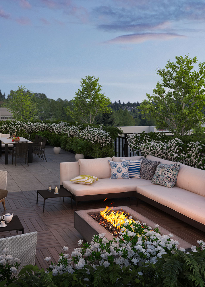 Amenities Jade Residences New Condos in Kirkland, WA image 2